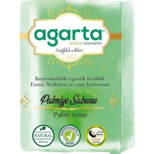 Agarta Bitkisel Kozmetik Palm Zeep | Palm Soap