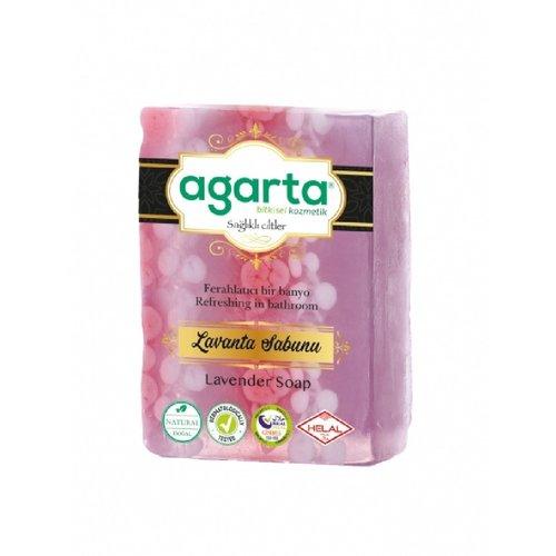 Agarta Bitkisel Kozmetik Lavendel Zeep | Lavander Soap