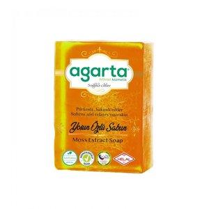 Agarta Bitkisel Kozmetik Mos Extract Zeep | Moss Extract Soap