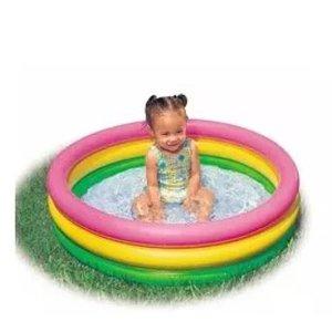 Intex Intex baby zwembad 3 rings 86x25cm