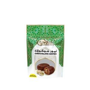 Arjoon Dates Chocolade Dadels  met Pistache