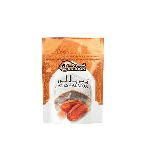 Arjoon Dates Chocolade Dadels  met Amandel