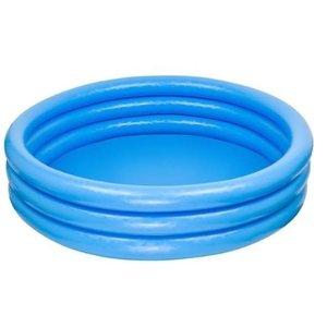 Intex Intex Opblaasbaar Zwembad Crystal - 3 Rings - 147 cm - Opblaaszwembad