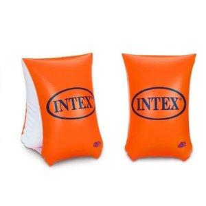 Intex Intex Zwemvleugels Deluxe Oranje 6-12 Jaar - Zwembandjes