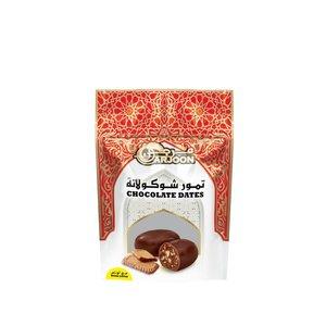 Arjoon Dates Chocolade Dadels  met Koekjes