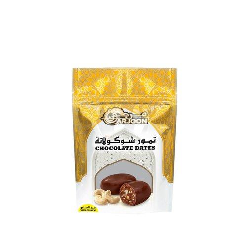 Arjoon Dates Chocolade Dadels  met Cashew