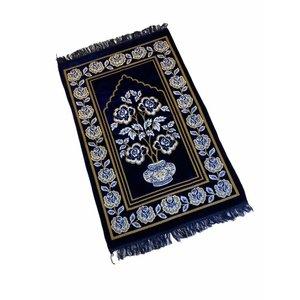 Prayer Dress - Edge Pattern Purple - Copy