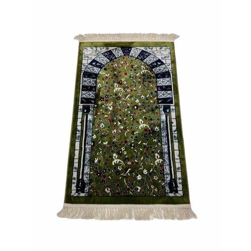 Tapijt Gebedskleed Groen