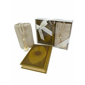 Azra Cadeau Set Goud