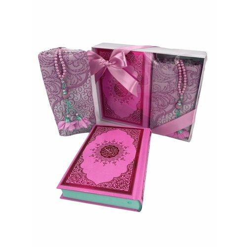 Azra Cadeau Set Roze