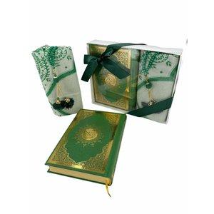Azra Cadeau Set Groen