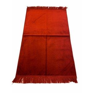 Fluwelen Gebedskleed Rood