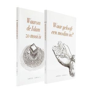 """'Gratis' Boekenset: """"Waarom de islam zo mooi is"""" & """"Waar gelooft een moslim in?"""""""