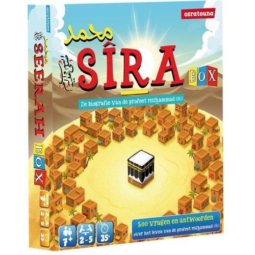 Osratouna Sira Box Bordspel
