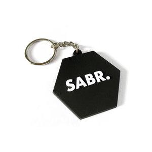 Sabr Sleutelhanger Zwart