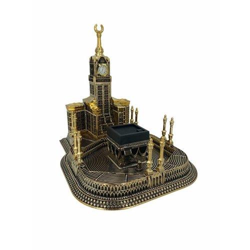 Compleet Mekka Print Decoratie Goud