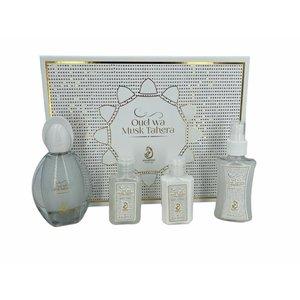 Arabiyat My Perfumes Oud Wa Musk Tahara Set