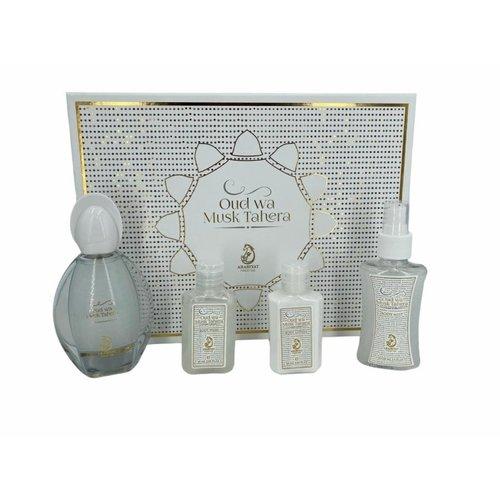 Arabiyat My Perfumes Old Wa Musk Tahara Set
