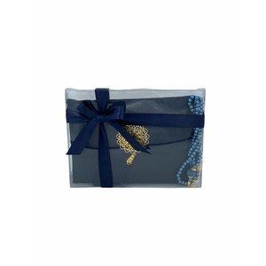 Yasin Kuran Guide: Luxury bag with Tasbeeh Dark