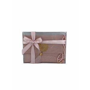 Yasin Kuran Guide: Luxury bag with Tasbeeh Pink