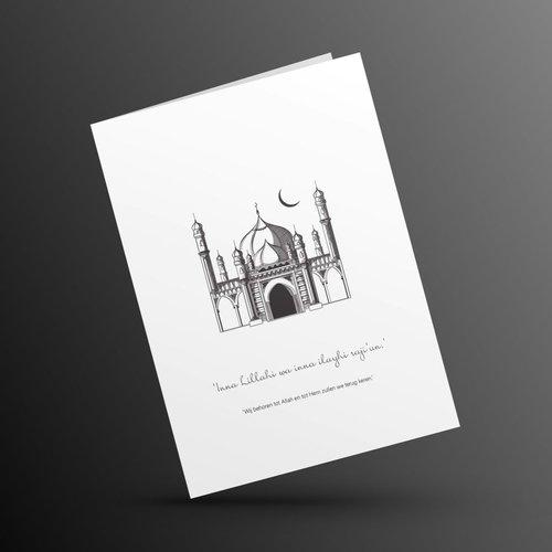 Ozdesy Designs Overlijden Condoleance Moskee