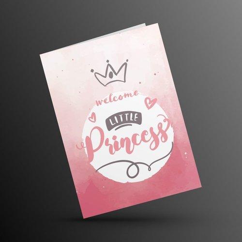 Ozdesy Designs Welcome Little Princess