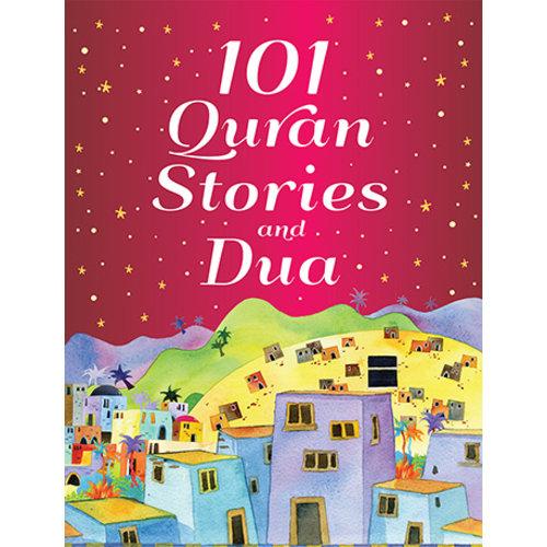 Goodword Books 101 Quran Stories and Dua - ENGELS