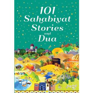 Goodword Books 101 Sahabiyat Stories and Dua - ENGELS