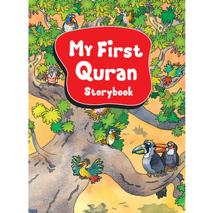 Goodword Books My First Quran Storybook - Engels