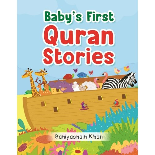 Goodword Books Baby's First Quran Stories - ENGELS