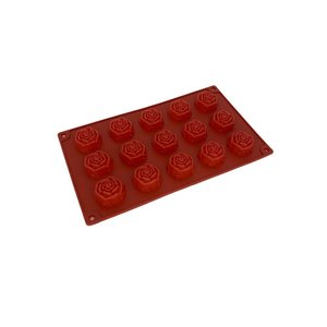 Siliconen Bakvorm Roos