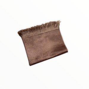 Leather Look Gebedskleed Roze