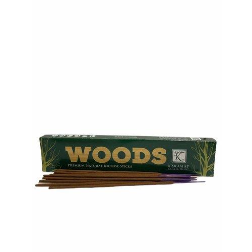 Karamat Collection Woods Wierook Stokjes