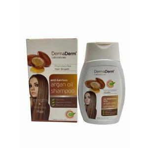 DermaDerm Laboratories Argan Shampoo tegen haaruitval