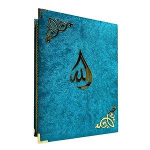 Basmala Koran Set Blauw