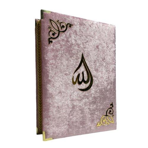 Basmala Koran Set Pink