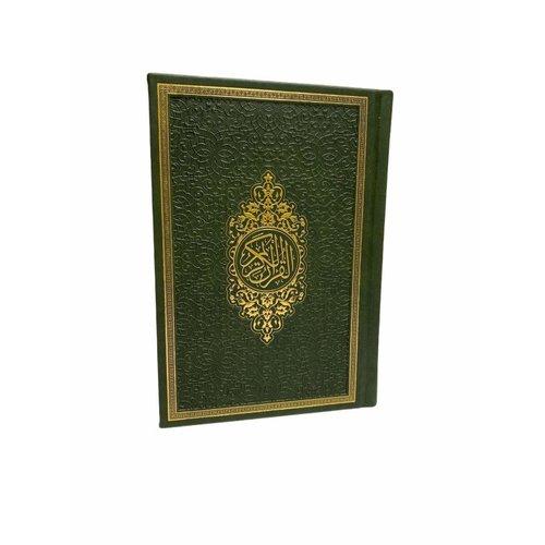 Dilara Boekhandel Thermo Leer Koran Groen
