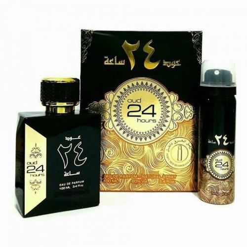 Ard Al Zaafaran Oud 24 Hours