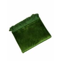 Fluwelen Gebedskleed Groen