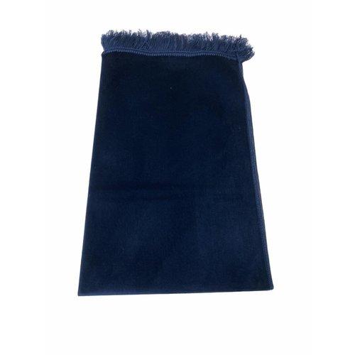 Fluwelen Gebedskleed Blauw