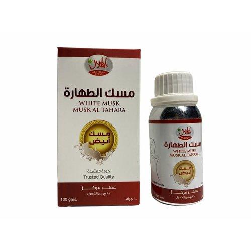 Al Helal Perfumes Factory Musk Al Tahara White 100ML
