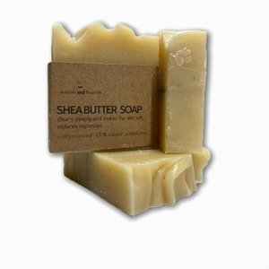 Nourish and Flourish Shea Butter zeep