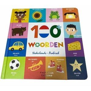 First Page Editions 100+ Woorden Nederlands - Arabisch