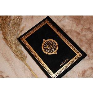 Fluwelen Koran - Zwart