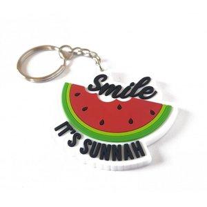 Smile Its Sunnah Sleutelhanger
