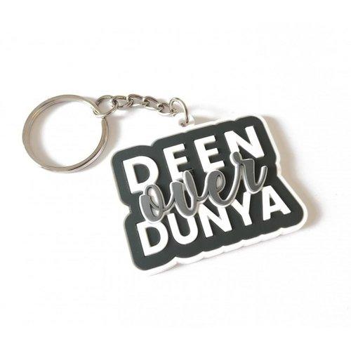 Deen Over Dunya Sleutelhanger