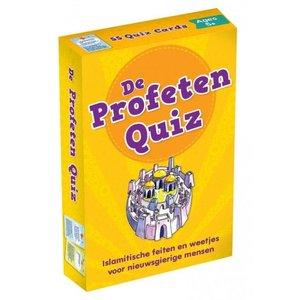De Profeten Quiz Kaarten