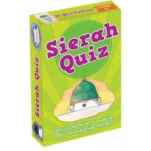 Sierah Quiz Kaarten