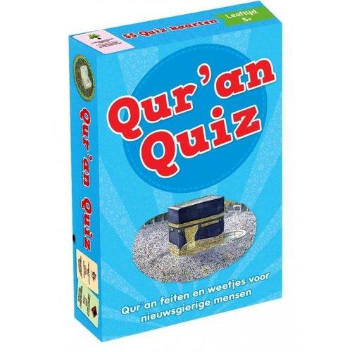 Qur'an Quiz Kaarten