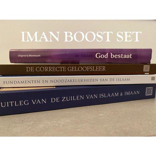 Iman Boost Deal